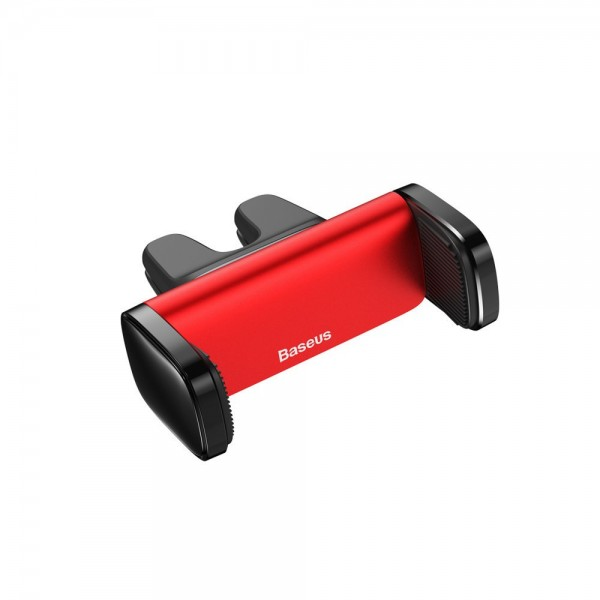 Suport Auto Universal Baseus Steel Cannon Air Pentru Ventilatie -sugp-09, Rosu imagine itelmobile.ro 2021
