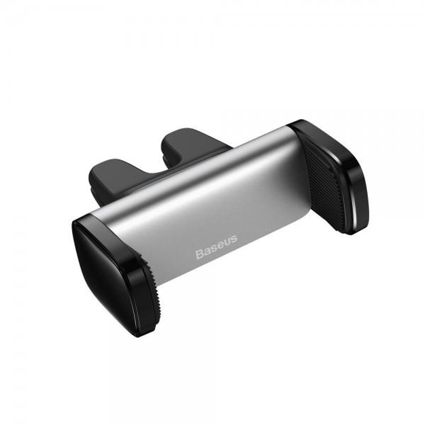 Suport Auto Universal Baseus Steel Cannon Air Pentru Ventilatie -sugp-0s, Silver imagine itelmobile.ro 2021