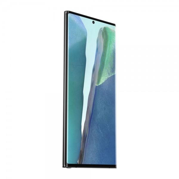 Set 2 X Folie Premium Baseus Flexible Nano Pentru Samsung Galaxy Note 20, Transparenta - Sa02 imagine itelmobile.ro 2021