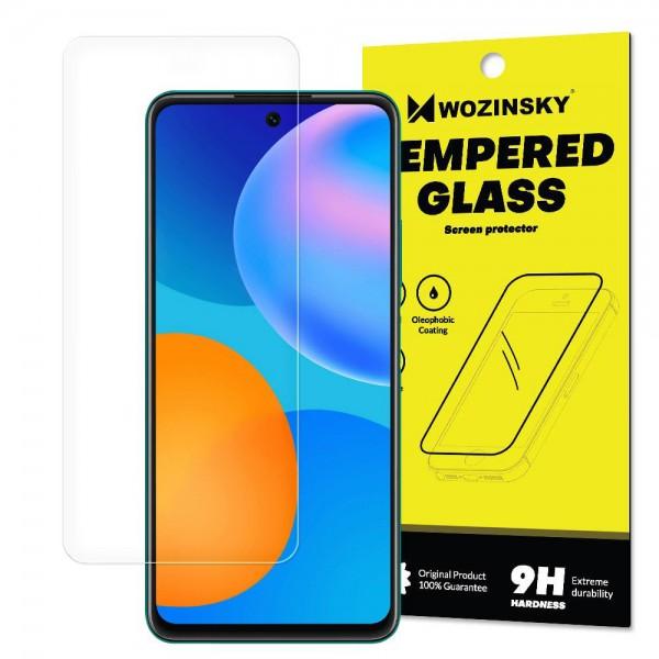 Folie Sticla Securizata 9h Wozinsky Huawei P Smart 2021, Transparenta imagine itelmobile.ro 2021