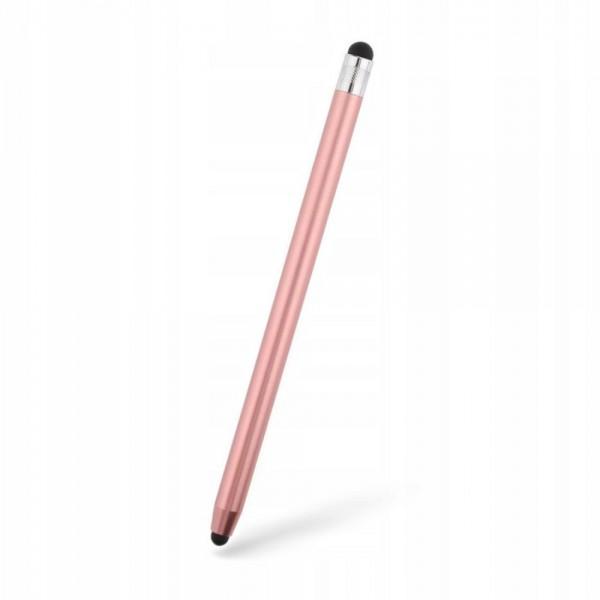 Stylus Pen Upzz Tech Pentru Tablete Si Telefon, Rose Gold imagine itelmobile.ro 2021