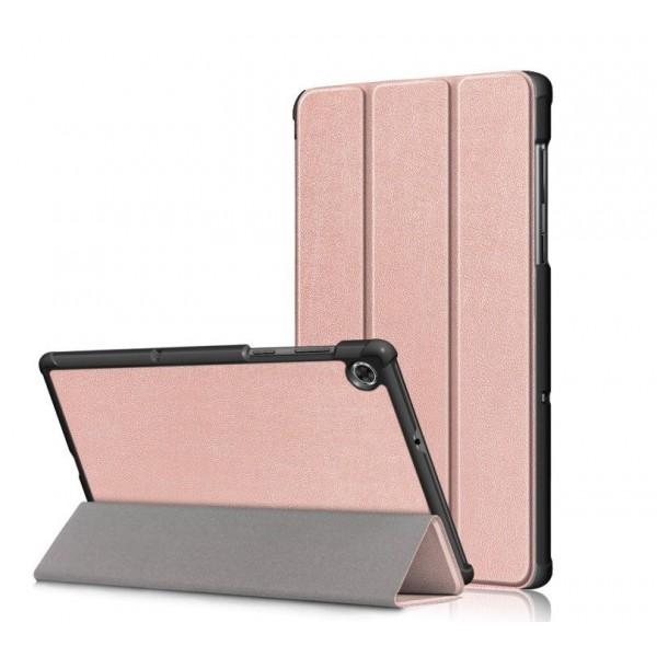 Husa Tableta Upzz Protect Smartcase Smartcase Lenovo Tab M10 Plus 10.3inch, Rose Gold imagine itelmobile.ro 2021