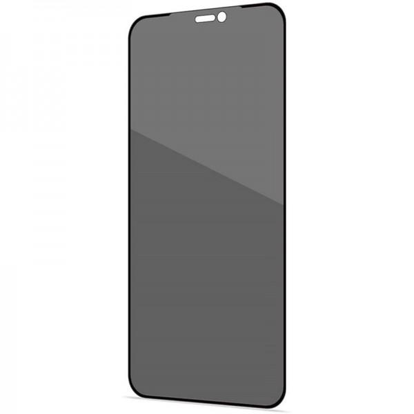 Folie Sticla Full Cover Upzz Cu Full Glue 6d Pentru iPhone 12 Mini - Privacy imagine itelmobile.ro 2021