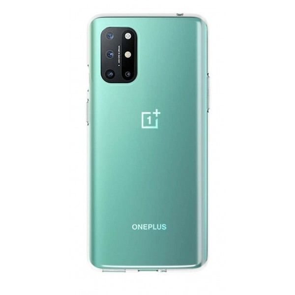 Husa Spate Upzz Slim Oneplus 8t, Silicon, 0.5 Grosime - Transparent imagine itelmobile.ro 2021