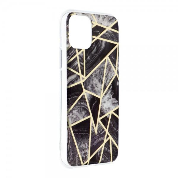 Husa Upzz Silicone Marble Cosmo Compatibila Cu iPhone 12 / 12 Pro, Model 7 imagine itelmobile.ro 2021