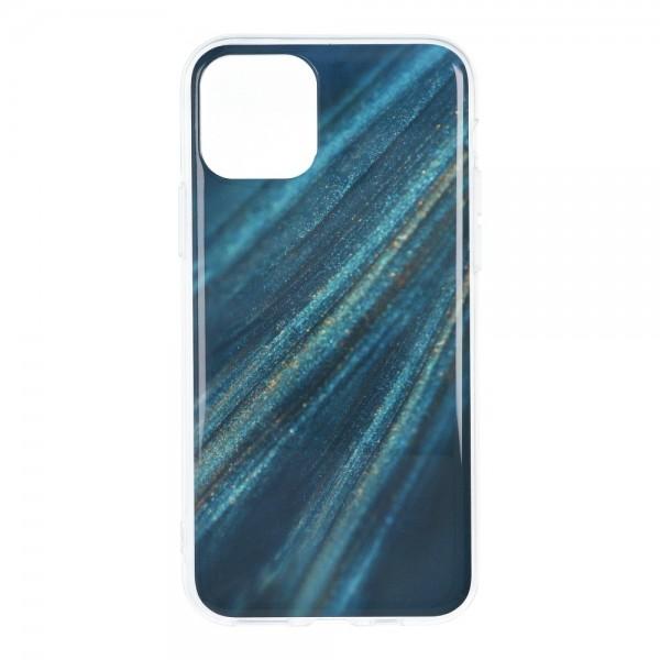 Husa Upzz Silicone Marble Cosmo Compatibila Cu iPhone 12 Pro Max, Model 10 imagine itelmobile.ro 2021