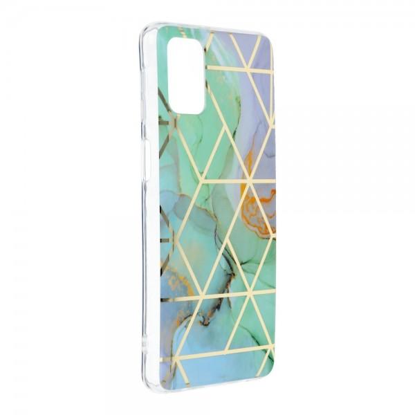Husa Upzz Silicone Marble Cosmo Compatibila Cu Samsung Galaxy M51, Model 3 imagine itelmobile.ro 2021