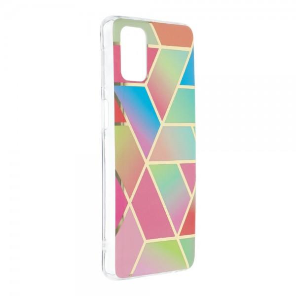 Husa Upzz Silicone Marble Cosmo Compatibila Cu Samsung Galaxy M51, Model 4 imagine itelmobile.ro 2021