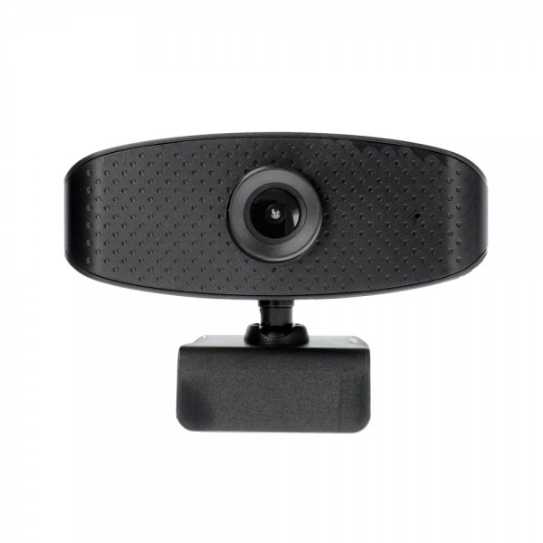 Webcam Upzz Cu Microfon Ecm - Cdv1232b 1080p/30fps Negru imagine itelmobile.ro 2021