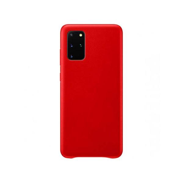 Husa Premium Upzz No Logo Soft Silicon Compatibila Cu Samsung Galaxy S20 Fe, Invelis Alcantara La Interior ,rosu imagine itelmobile.ro 2021