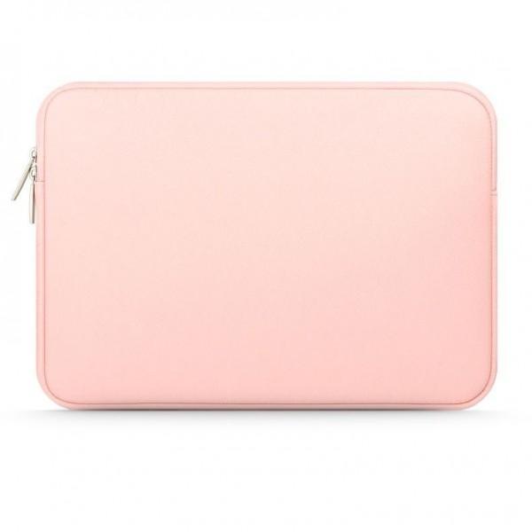 Husa Upzz Neoskin Compatibila Cu Laptop / Macbook 15-16 Inch, Roz imagine itelmobile.ro 2021