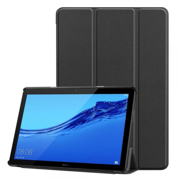 Husa Tableta Upzz Protect Smartcase Huawei Mediapad M5 Lite 10.1 Negru imagine itelmobile.ro 2021