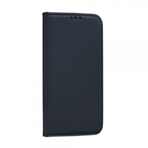 Husa Flip Cover Upzz Smart Case Pentru Samsung Galaxy A20s, Negru imagine itelmobile.ro 2021