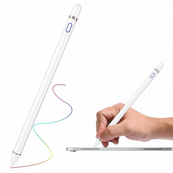 Stylus Cartinoe Digital Pentru Tableta Ipad, Alb imagine itelmobile.ro 2021