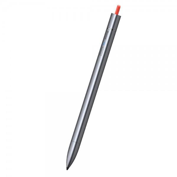 Stylus Baseus Square Line Digital Pentru Tablete Ipad -gri imagine itelmobile.ro 2021
