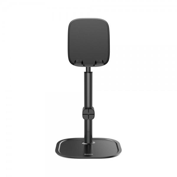 Suport Universal Premium Baseus Youth Telescopic Negru,compatibil Cu Telefoane Si Tablete - Suwy-a01 imagine itelmobile.ro 2021