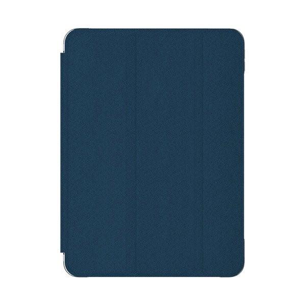 Husa Premium Kingxbar Businees Compatibila Cu Apple Ipad Air 4 ( 2020 ), Albastru imagine itelmobile.ro 2021