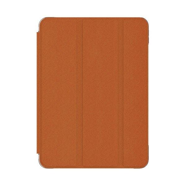 Husa Premium Kingxbar Businees Compatibila Cu Apple Ipad Air 4 ( 2020 ), Orange imagine itelmobile.ro 2021