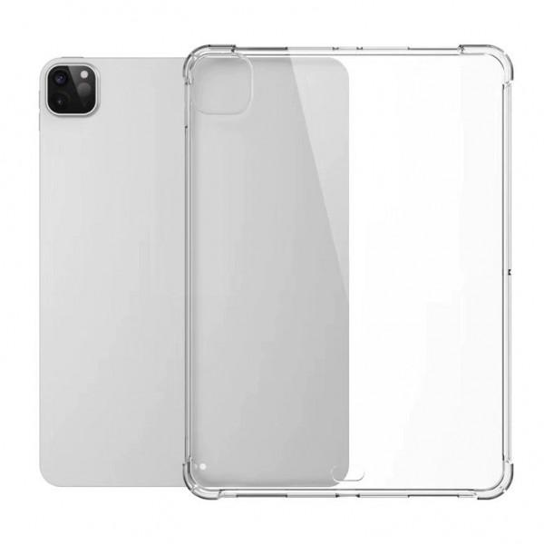 Husa Tableta Upzz Air Crystal Compatibila Cu Huawei Mediapad M5 Lite - Transparenta imagine itelmobile.ro 2021