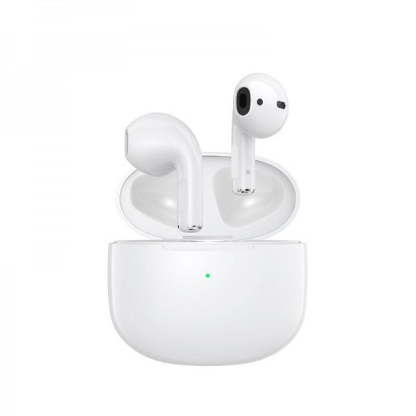 Casti Wireless True Dudao Tws Bluetooth 5.0 Albe - U14pro imagine itelmobile.ro 2021