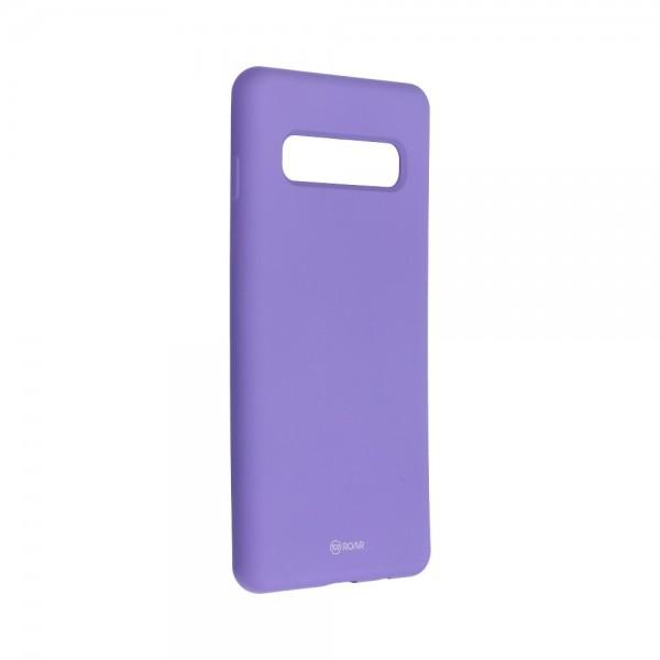 Husa Spate Silicon Roar Jelly Samsung Galaxy S10 - Mov imagine itelmobile.ro 2021