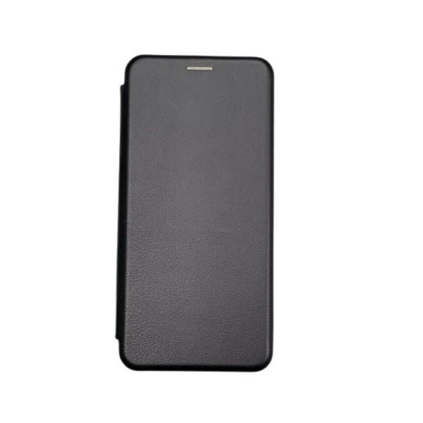 Husa Flip Carte Cu Magnet Lux Upzz Compatibila Cu Huawei P Smart 2021, Negru imagine itelmobile.ro 2021