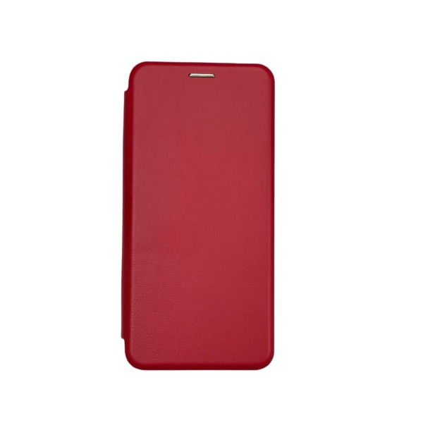 Husa Flip Carte Cu Magnet Lux Upzz Compatibila Cu Huawei P Smart 2021, Rosu imagine itelmobile.ro 2021