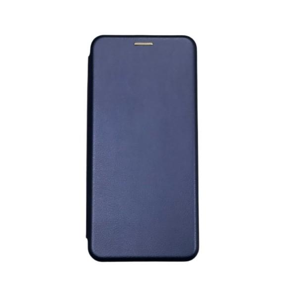 Husa Flip Carte Cu Magnet Lux Upzz Compatibila Cu Huawei P Smart 2021, Albastru Metalic imagine itelmobile.ro 2021