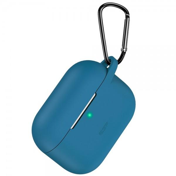 Husa Protectie Esr Bounce Compatibila Cu Airpods Pro - Albastru imagine itelmobile.ro 2021