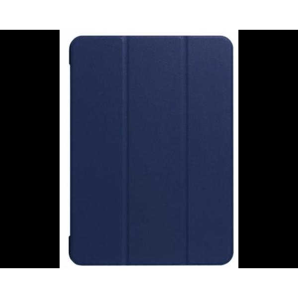 Husa Premium Infiland Crystal Compatibila Cu Apple Ipad Air 4 ( 2020 ), Albastru imagine itelmobile.ro 2021