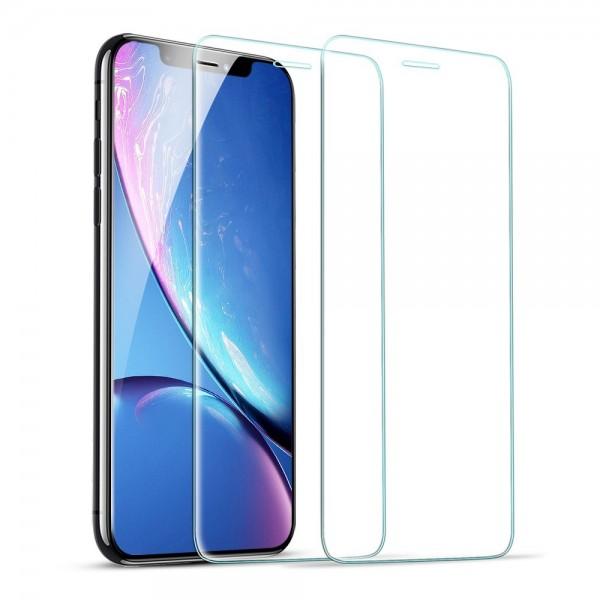 Set 2 X Folie Premium Esr Pentru iPhone 11 Pro / Xs, Transparenta imagine itelmobile.ro 2021