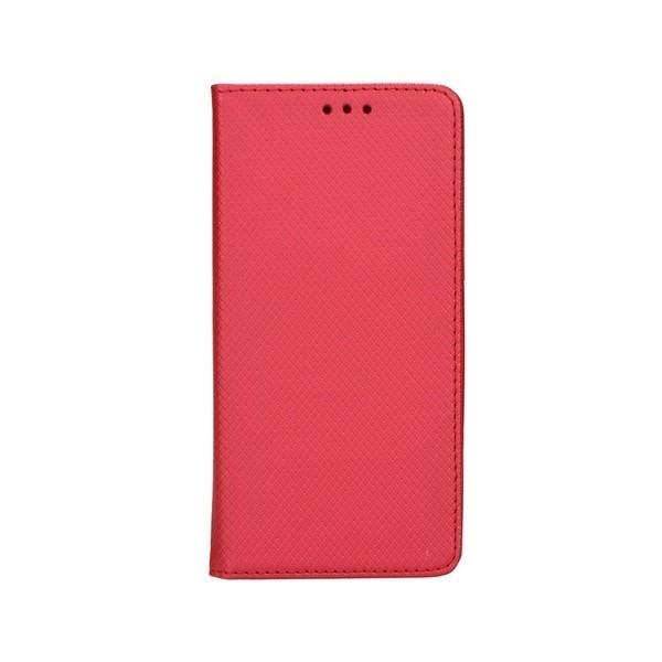 Husa Flip Cover Upzz Smart Case Pentru Samsung Galaxy A20s, Rosu imagine itelmobile.ro 2021