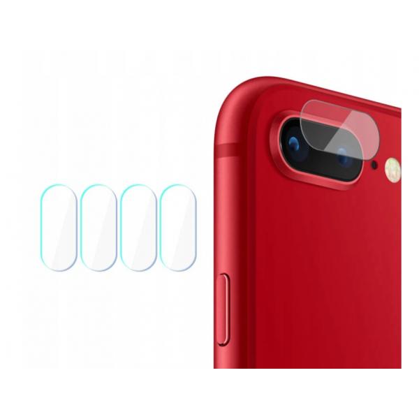 Set 4 Buc Folie Sticla Nano Glass Pentru Camera 3mk iPhone 7/8 Plus Transparenta imagine itelmobile.ro 2021