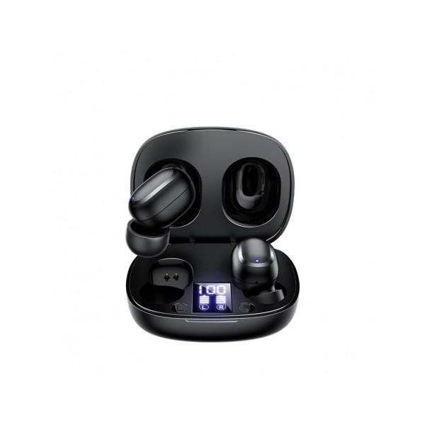 Casti Wireless Joyroom Tws Cu Carcasa Cu Functie De Incarcare - Jr-tl5 imagine itelmobile.ro 2021