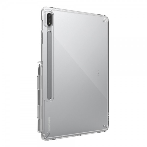 Husa Tableta Ringke Fushion Pc Case Compatibila Cu Galaxy Tab S7 11', Transparenta imagine itelmobile.ro 2021