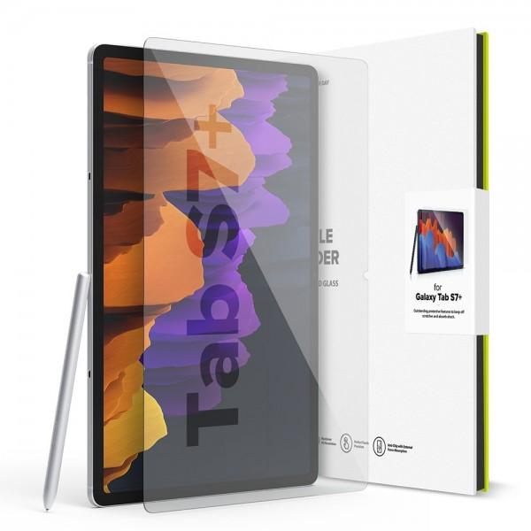 Folie Sticla Securizata Premium Ringke Invisible Defender Pentru Samsung Galaxy S7+ Plus, Transparenta imagine itelmobile.ro 2021