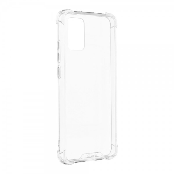 Husa Spate Upzz Roar Bulletproof Pentru Samsung Galaxy A02s, Tehnologie Air Cushion La Colturi ,transparenta imagine itelmobile.ro 2021