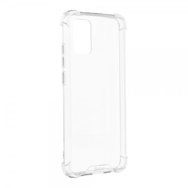 Husa Spate Upzz Roar Bulletproof Pentru Samsung Galaxy A72 5g, Tehnologie Air Cushion La Colturi ,transparenta imagine itelmobile.ro 2021