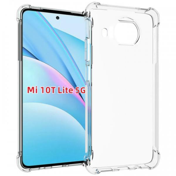 Husa Spate Upzz Roar Bulletproof Pentru Xiaomi Mi 10t Lite 5g, Tehnologie Air Cushion La Colturi ,transparenta imagine itelmobile.ro 2021
