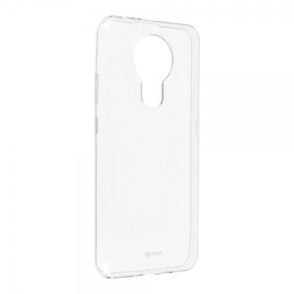 Husa Spate Slim Roar Jelly Pentru Nokia 3.4, Transparenta, Anti - Alunecare imagine itelmobile.ro 2021