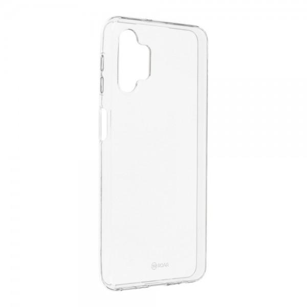 Husa Spate Slim Roar Jelly Pentru Samsung Galaxy A32 5g, Transparenta, Anti - Alunecare imagine itelmobile.ro 2021