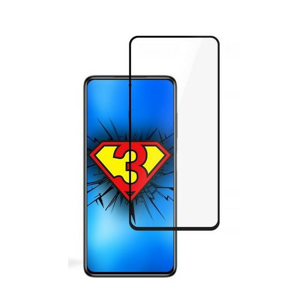 Folie Sticla Premium 3mk Max Lite Compatibila Cu Xiaomi Poco X3 Nfc Transparenta Cu Margine Neagra imagine itelmobile.ro 2021