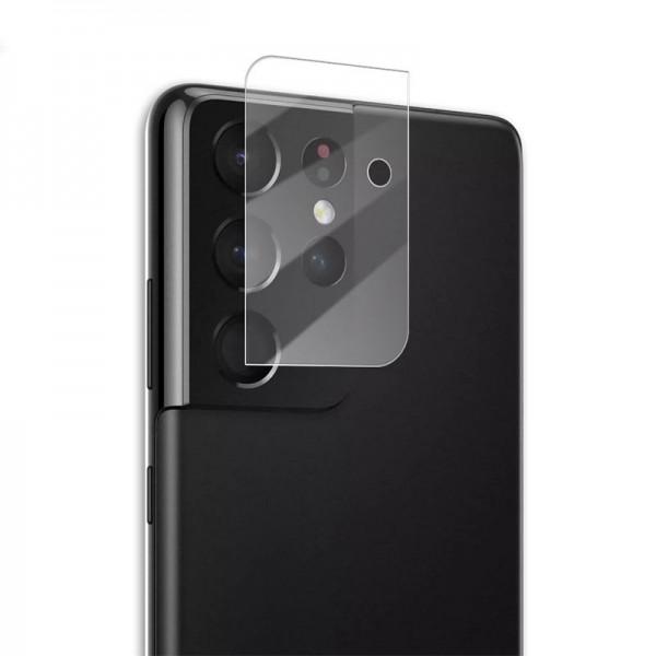 Folie Sticla Nano Glass Pentru Camera Mocolo Samsung Galaxy S21 Ultra, Transparenta imagine itelmobile.ro 2021