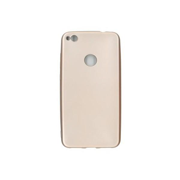 Husa Lux Silicon Soft Upzz Huawei P9 Lite Mini Gold imagine itelmobile.ro 2021