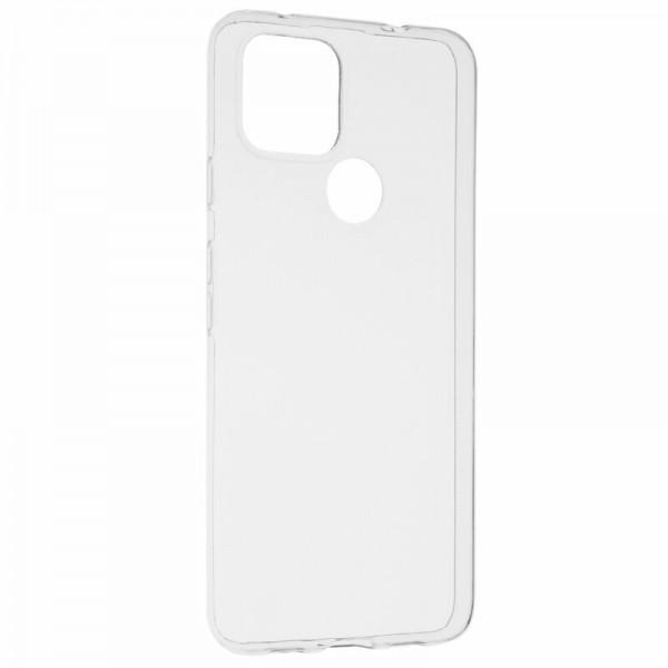 Husa Spate Slim Upzz Pentru Google Pixel 4a, 0.5mm Grosime, Silicon, Transparenta imagine itelmobile.ro 2021