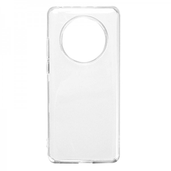 Husa Spate Slim Upzz Pentru Huawei Mate 40 Pro, 0.5mm Grosime, Silicon, Transparenta imagine itelmobile.ro 2021