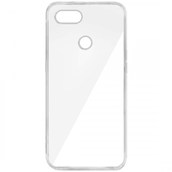 Husa Spate Slim Upzz Pentru Oppo A12, 0.5mm Grosime, Silicon, Transparenta imagine itelmobile.ro 2021