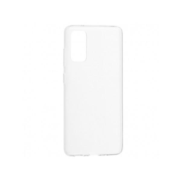 Husa Spate Slim Upzz Pentru Samsung Galaxy A02s, 0.5mm Grosime, Silicon, Transparenta imagine itelmobile.ro 2021
