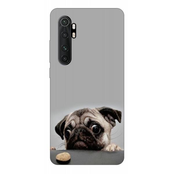 Husa Silicon Soft Upzz Print Compatibila Cu Xiaomi Mi Note 10 Lite Model Dog imagine itelmobile.ro 2021