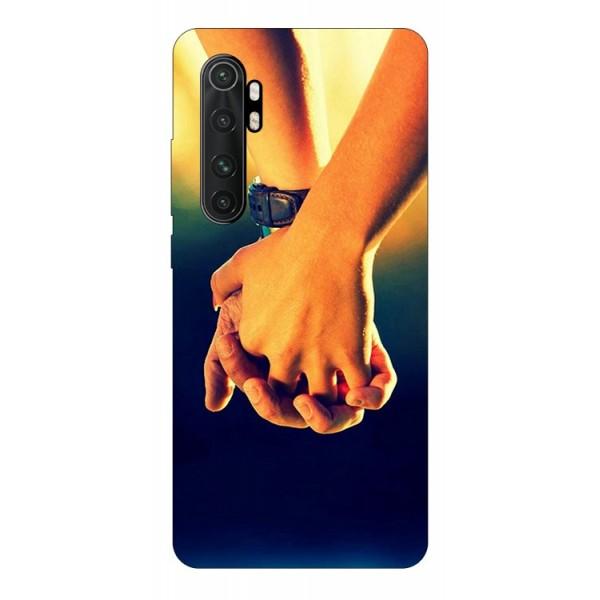 Husa Silicon Soft Upzz Print Compatibila Cu Xiaomi Mi Note 10 Lite Model Together imagine itelmobile.ro 2021